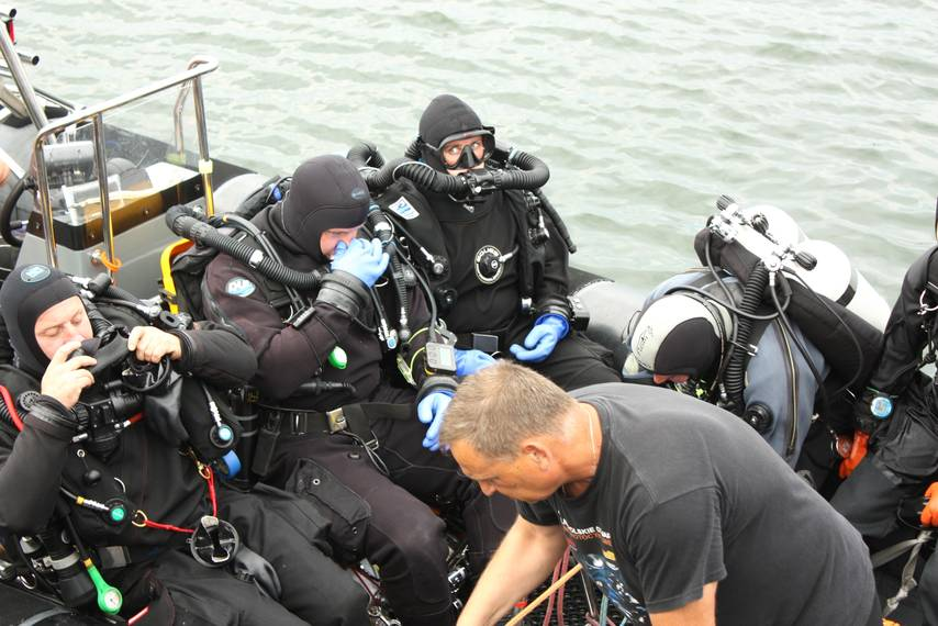 BSAC Advanced Diver